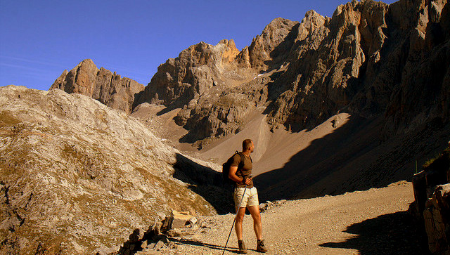 Visitar Espanha Picos de Europa Cordillera Cantábrica Asturias España
