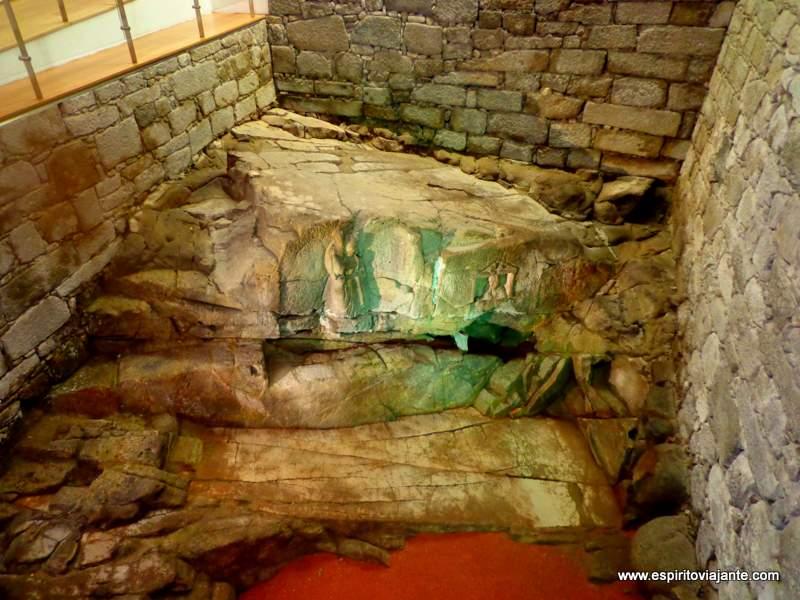 Fonte do Ídolo Arqueologia