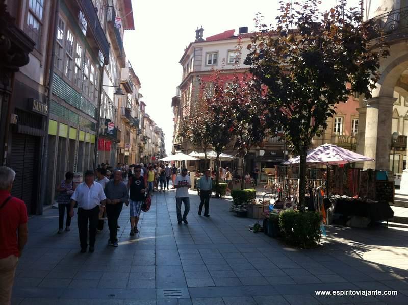 Rua do Souto Braga Portugal