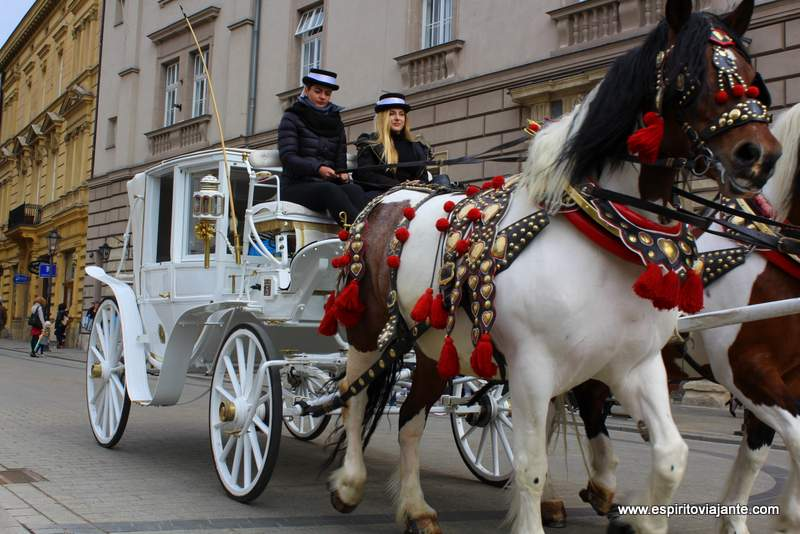 Visitar Cracóvia Polónia