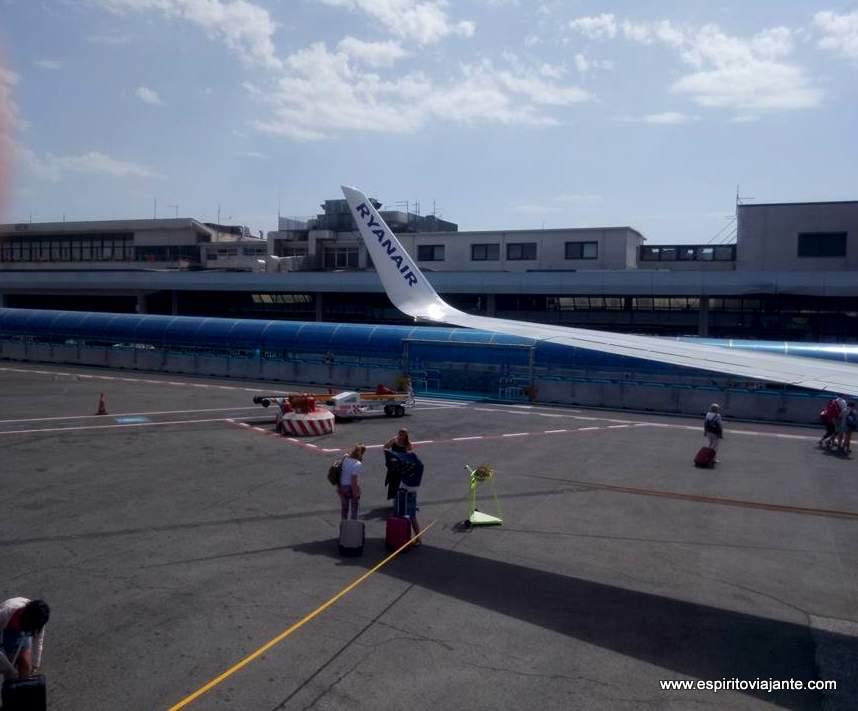 Aeroporto de Ciampino Roma