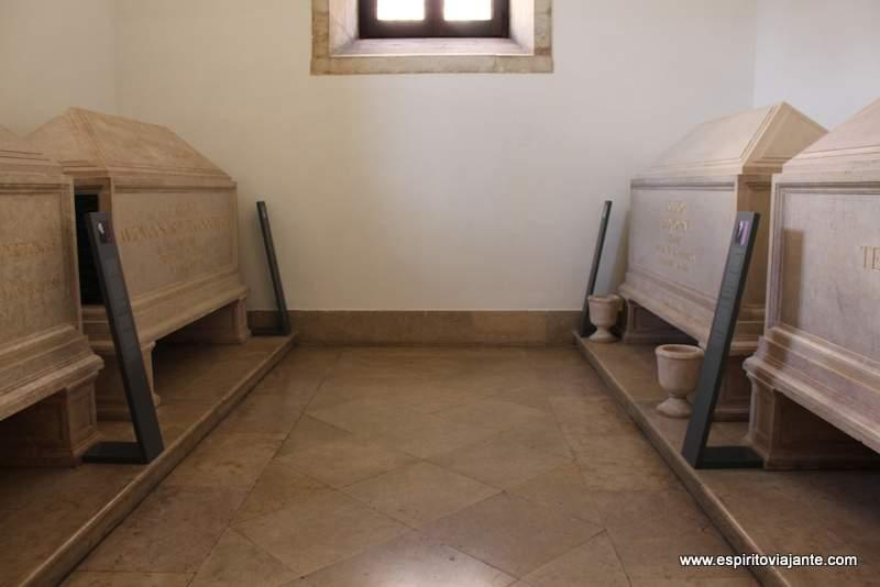 Sepulturas no Panteão Nacional