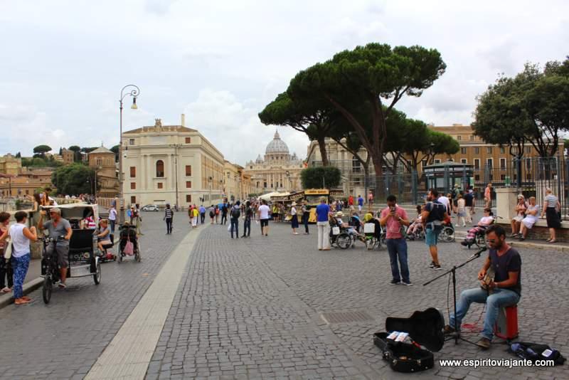 Quando visitar Roma