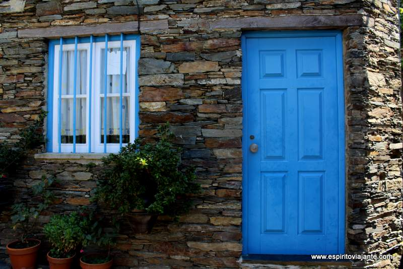 Casas Aldeia Piódão Portugal