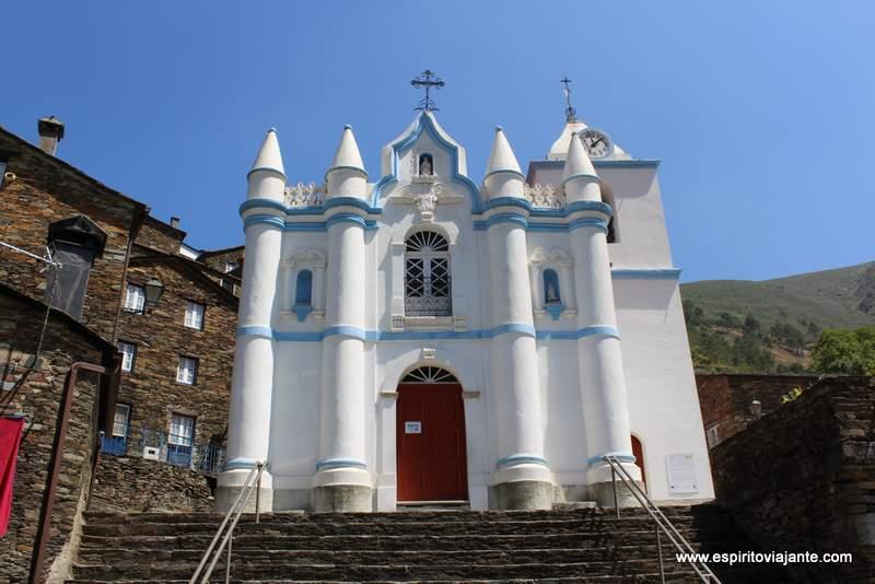 Visitar a Aldeia do Piódão Portugal