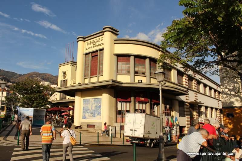 Mercado dos Lavradores - Madeira