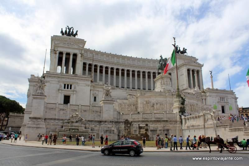 Altare della Patria Roma Victor Emmanuel II