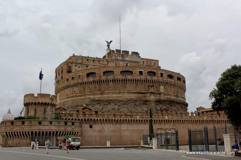 Castelo de Sant Angelo Roma