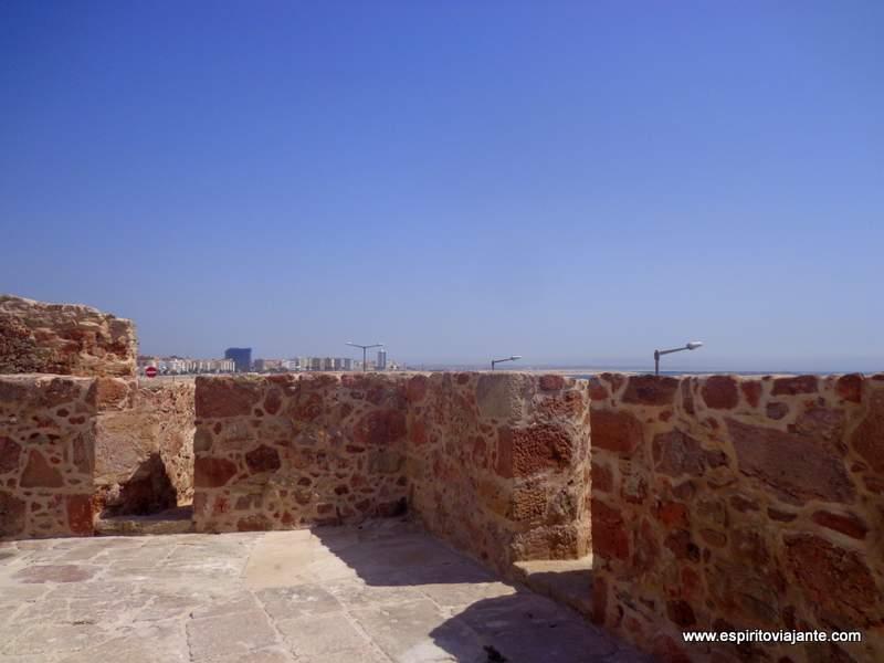 Visitar Figueira da Foz Fortaleza Buarcos