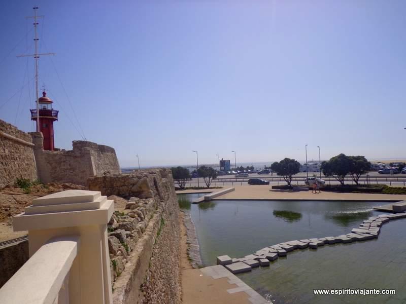 Forte de Santa Catarina - Visitar Figueira da Foz