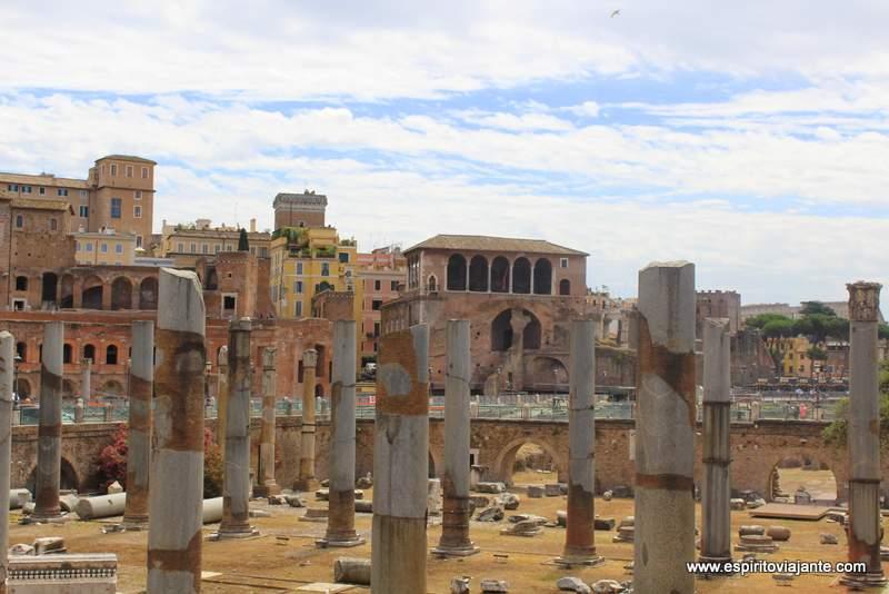 Forum de Trajano Roma