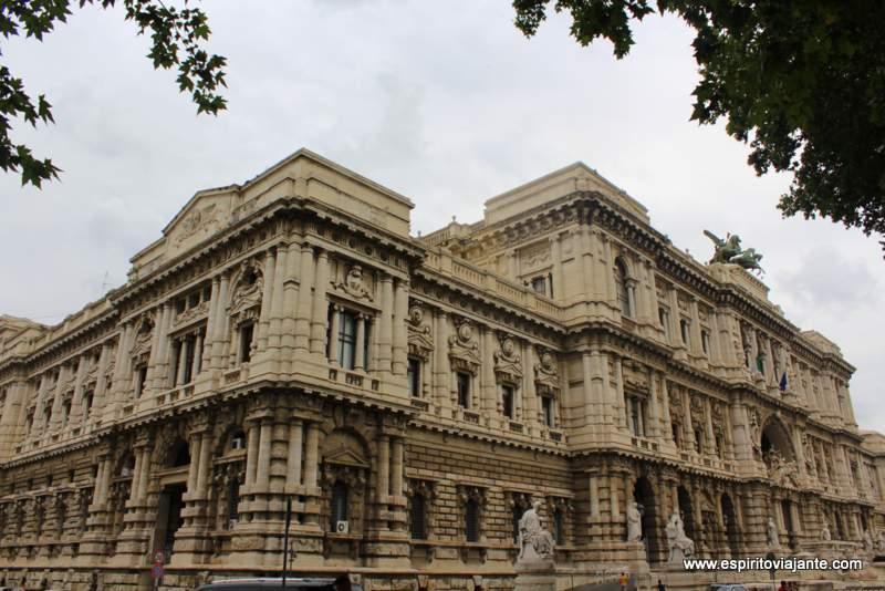 Palácio de Justiça Roma