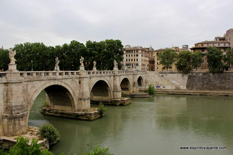 Ponte St. Angelo Roma