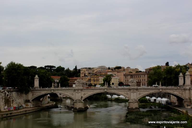 Ponte Vittorio Emanuele II Roma