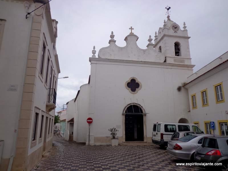 São Martinho do Porto Igreja