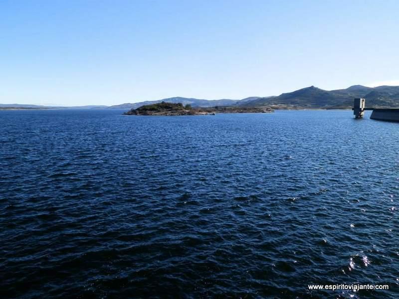 Barragem do Alto Rabagão Montalegre - visitar Montalegre