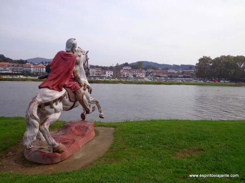 Decius Junius Brutus - Visitar Ponte de Lima
