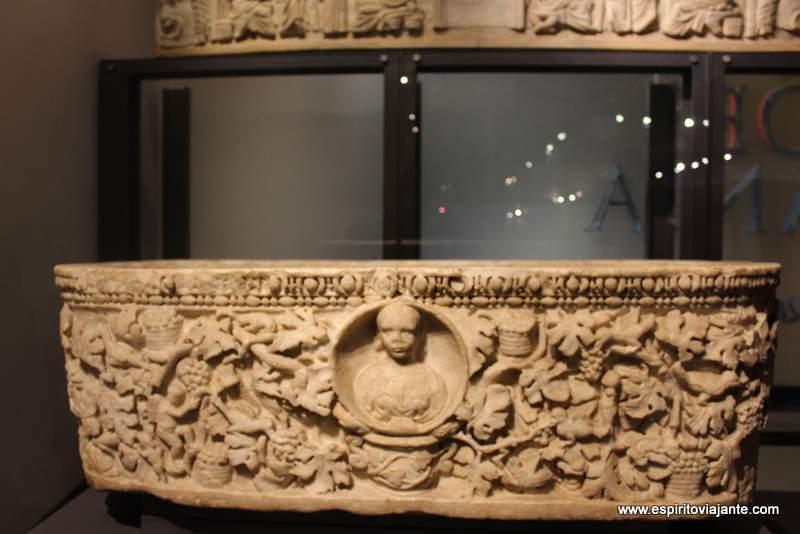 Museu Nacional de Arqueologia Sarcófagos