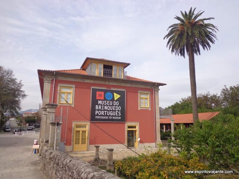 Museu do Brinquedo Português - Visitar Ponte de Lima