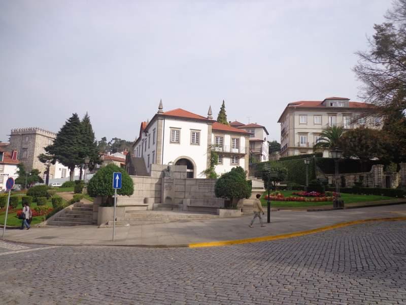 Paços do concelho Ponte de Lima