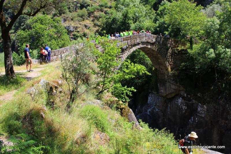 Ponte da Misarela - visitar Montalegre