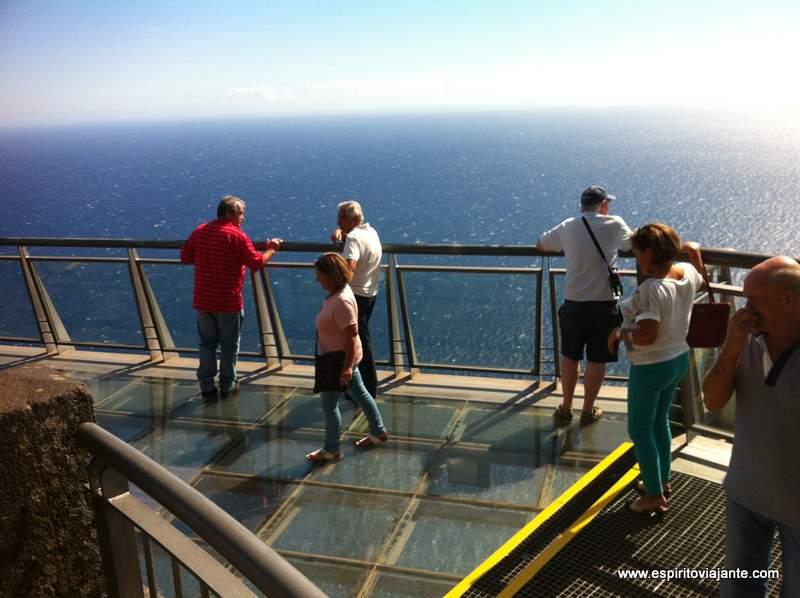 Cabo Girão Skywalk Madeira