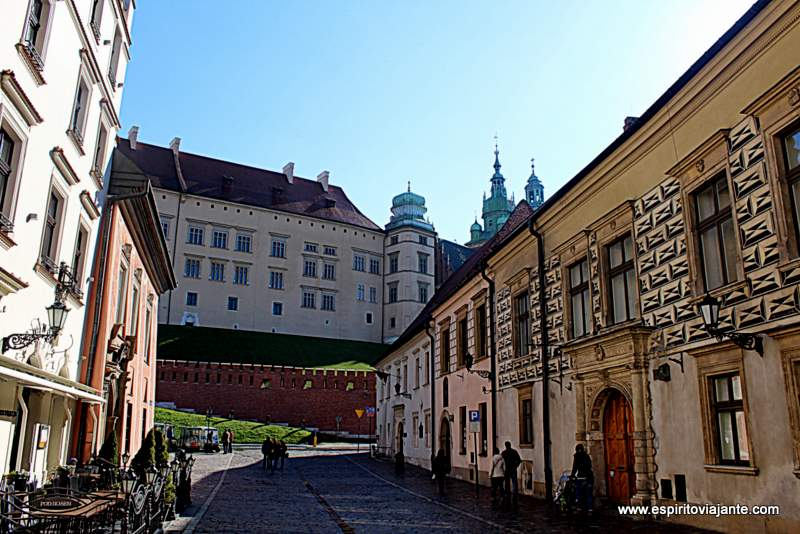 Ulica Kanonicza locais a visitar em Cracovia