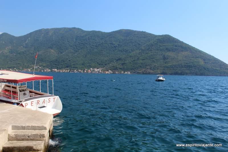 barkas Perast Kotor Montenegro