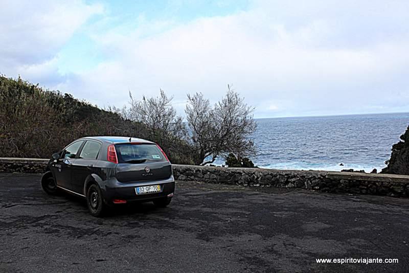 Alugar carro na Ilha Terceira Açores