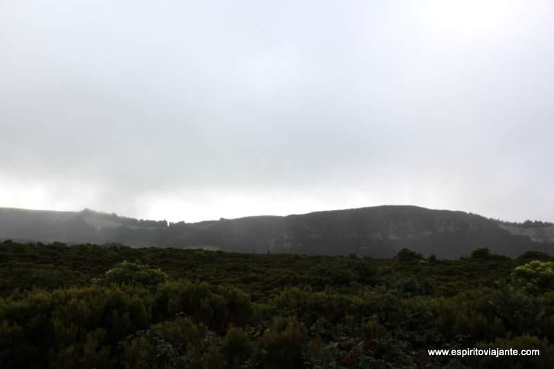 Caldeira Guilherme Moniz ilha Terceira - Açores