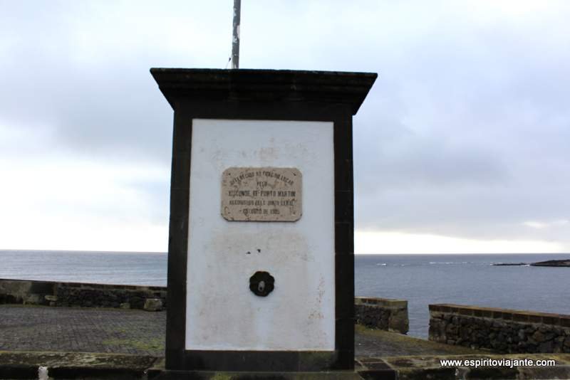 Fonte Porto Martins Terceira Açores VisitAzores