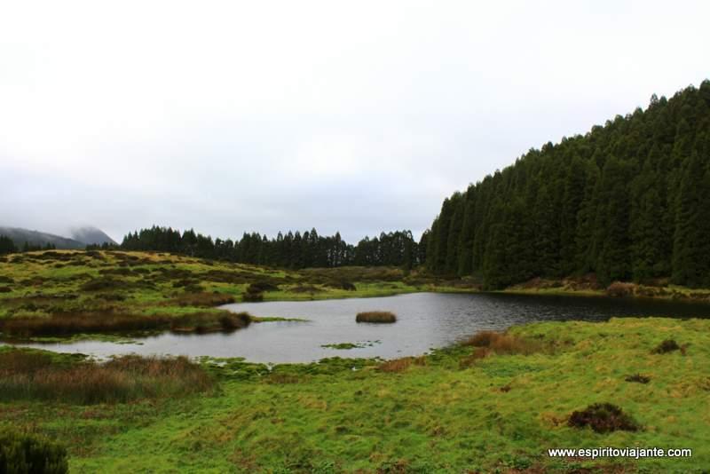 Lagoa do Negro ilha Terceira - Açores Azores