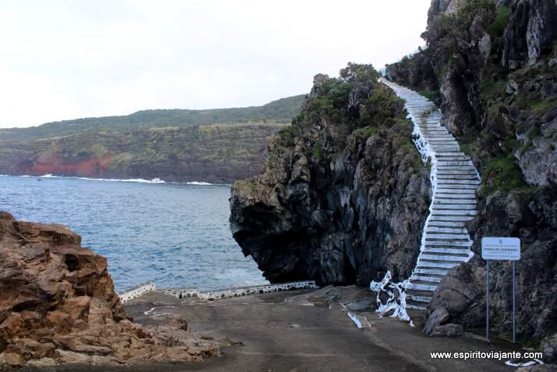 Miradouro Ponta do Queimado Terceira Açores