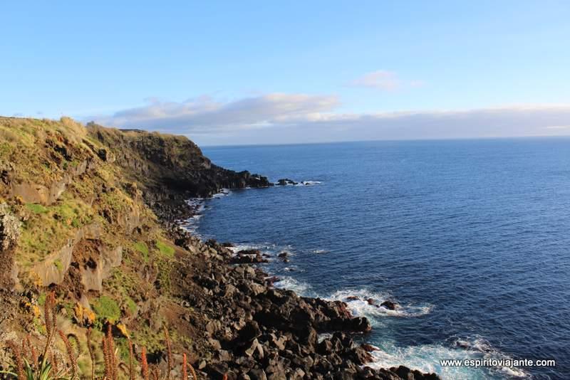 Paisagem ilha visitar a ilha Terceira - Açores