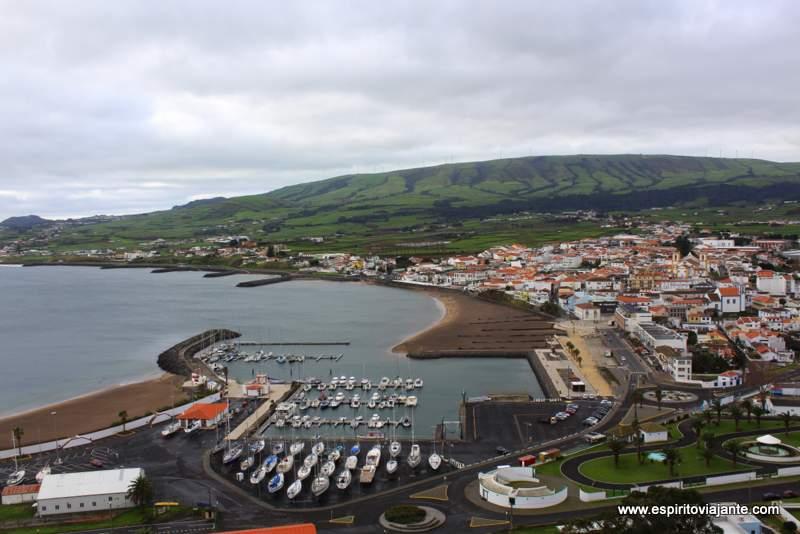 Praia da Vitoria Terceira Açores Azores
