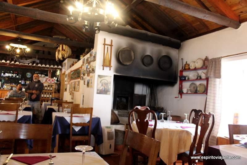 Restaurante Ti Choa visitar a ilha Terceira - Açores