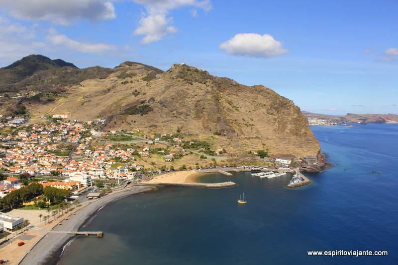 Baía de Machico Madeira