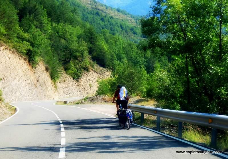 Ciclo-turismo Pirenéus