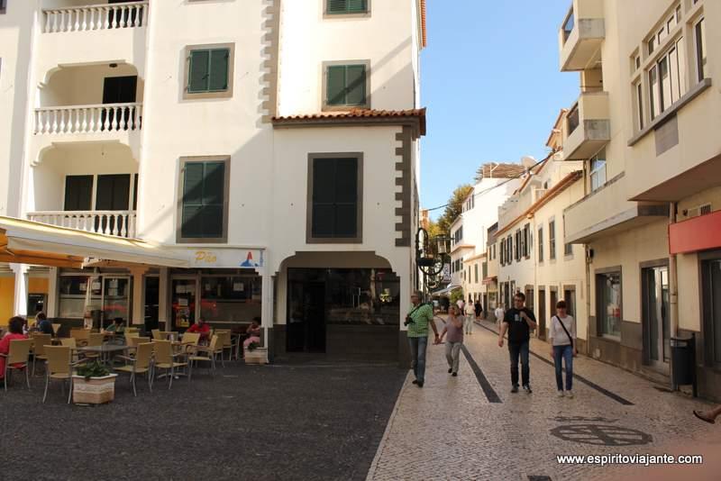 Ruas de Machico Madeira