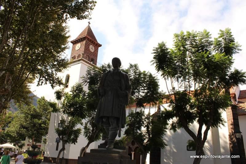 Tristão Vaz Teixeira Machico Madeira
