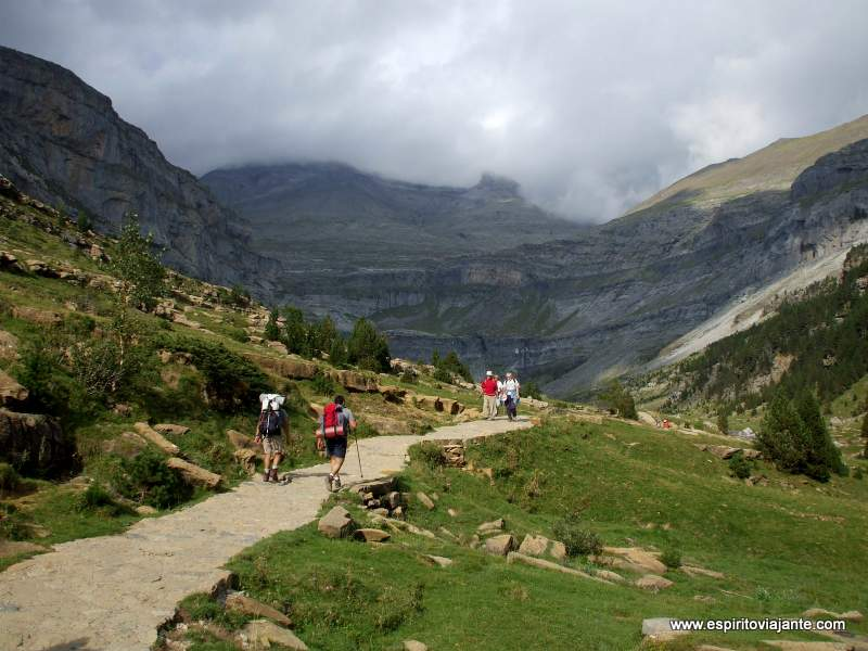 trekking Pirinéus Espanha Pirenéus
