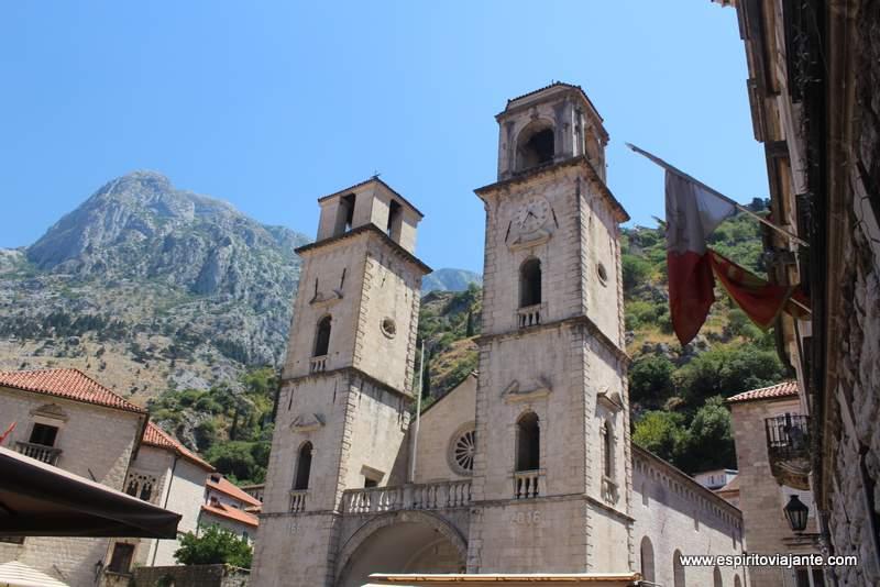 Kotor Montenegro Viajar com crianças