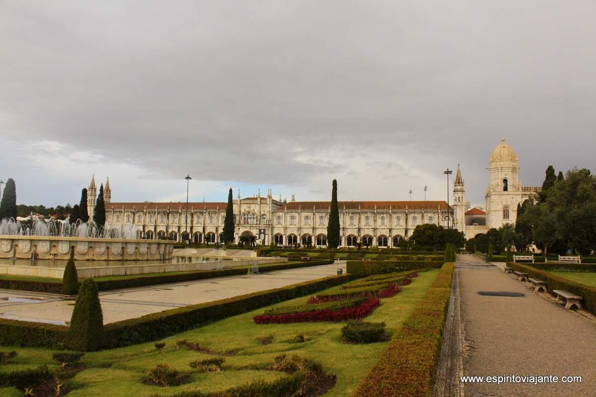 Mosteiro dos Jerónimos Lisboa