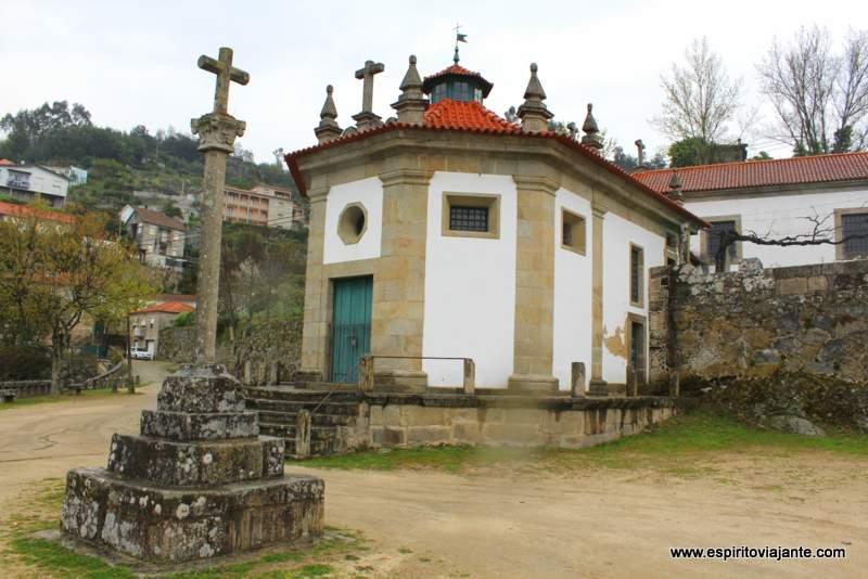 Barroco Baião Mosteiro de Ancede