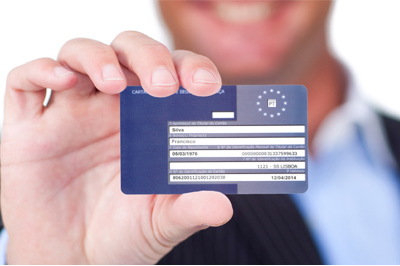 Viajar com bebés Cartão Europeu de Seguro de Doença