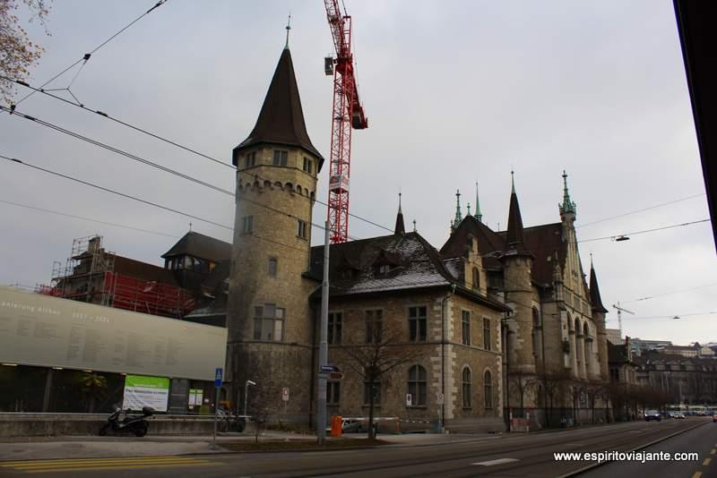 Schweizerisches Nationalmuseum Zurique Suiça