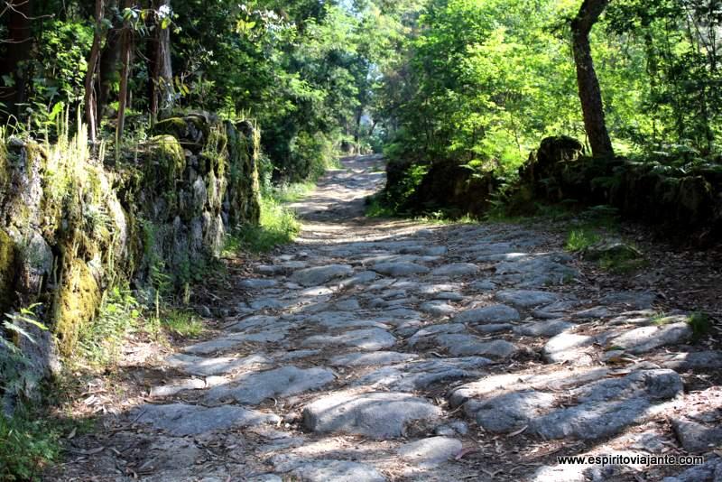 Vias romanas Bracara Augusta Portugal
