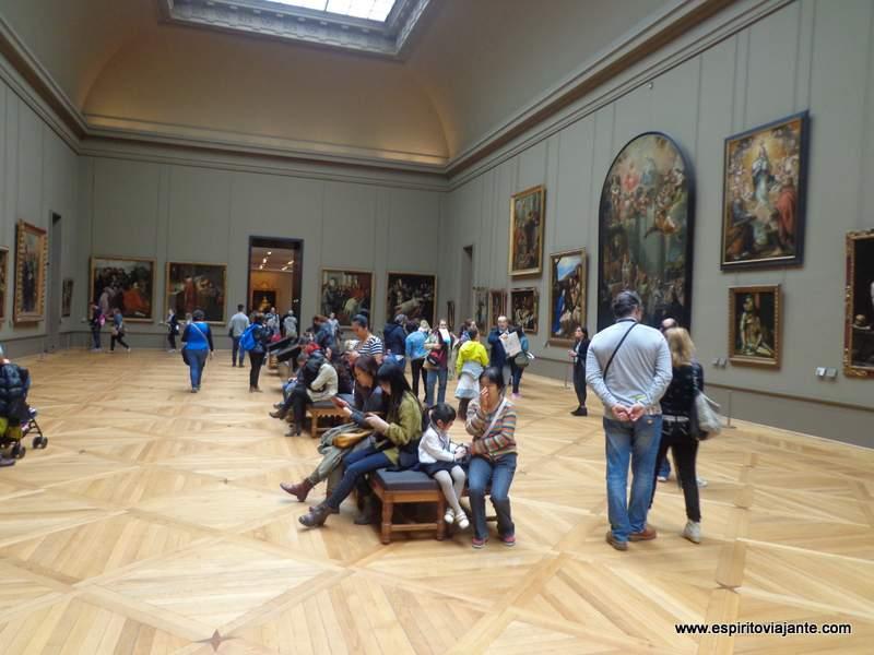 Museu do Louvre Paris France