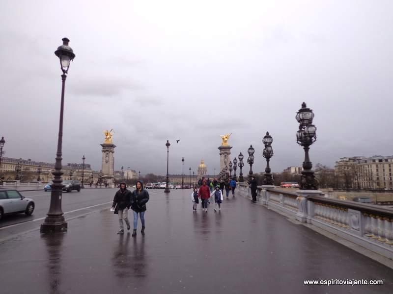 Paris França Clima