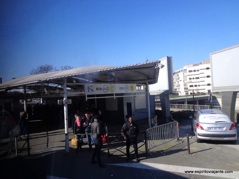 Porte Maillot Visitar Paris